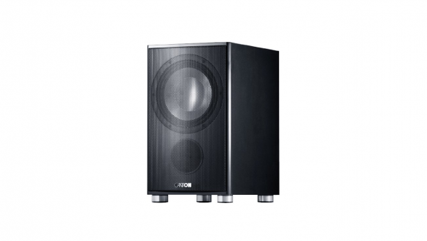 Canton AS 85.2 SC Aktiver Bass-Reflex Subwoofer